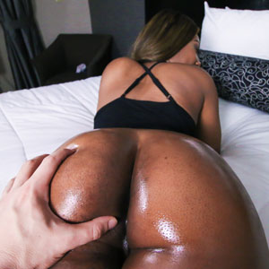Chanell Heart oiled