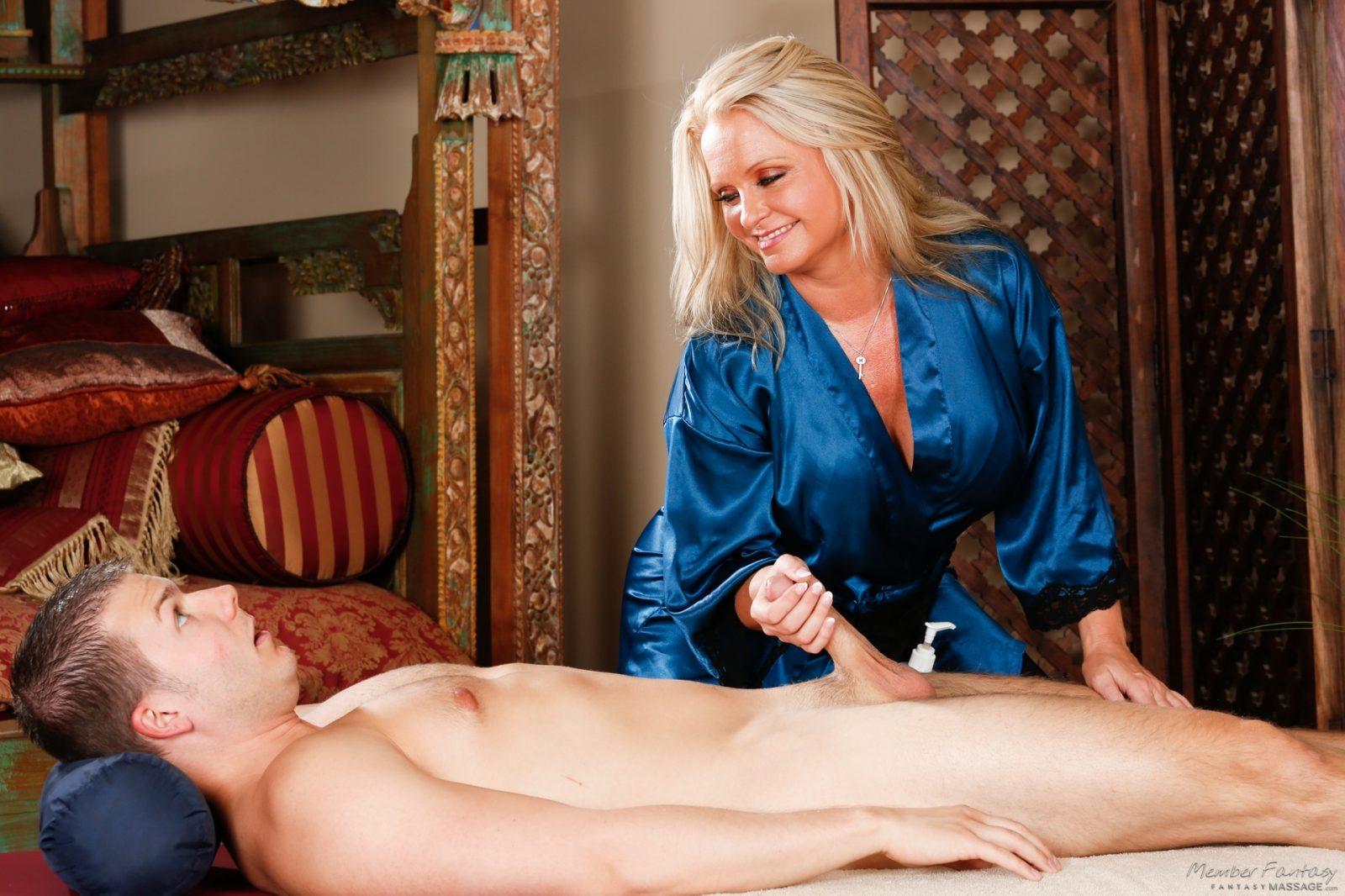 The milf masseuse