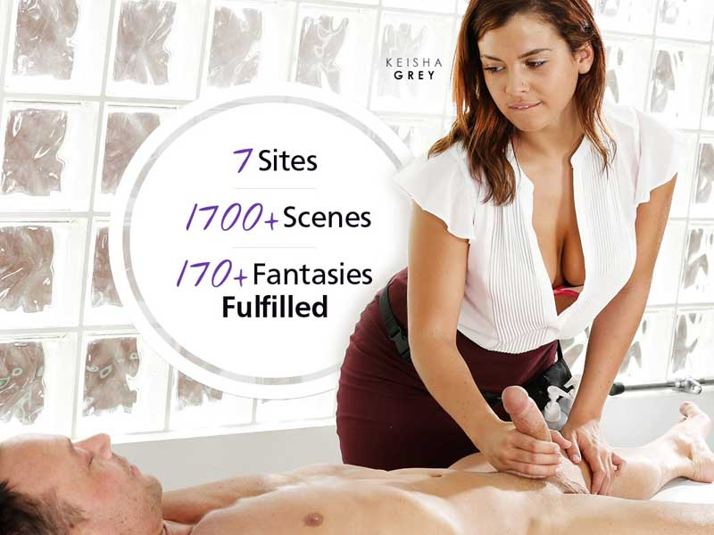 Fantasy Massage porn membership discount