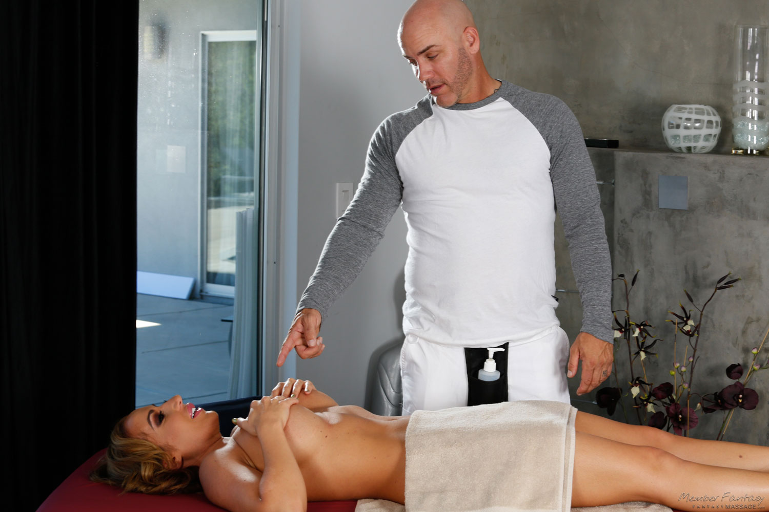 richelle ryan massage